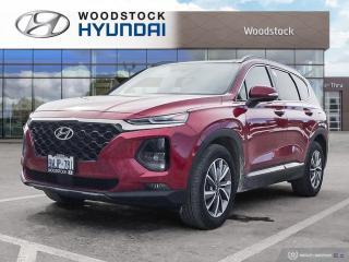 Used 2020 Hyundai Santa Fe Luxury 2.0 for sale in Woodstock, ON