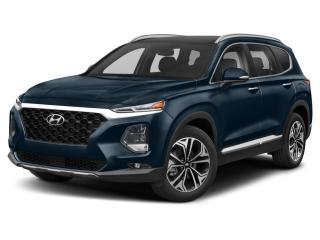 New 2020 Hyundai Santa Fe Ultimate 2.0 for sale in Woodstock, ON