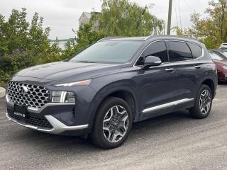Used 2021 Hyundai Santa Fe HEV Luxury for sale in Woodstock, ON