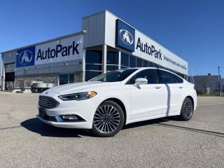Used 2017 Ford Fusion SE   REMOTE START   SUNROOF   NAVIGATION   ANDROID AUTO & APPLE CARPLAY   for sale in Innisfil, ON