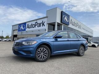 Used 2020 Volkswagen Jetta Highline   BLIND-SPOT DETECTION   SUNROOF   ANDROID AUTO & APPLE CARPLAY   BACK-UP CAMERA   for sale in Innisfil, ON