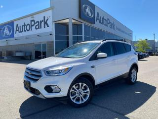 Used 2018 Ford Escape SEL | HEATED LEATHER SEATS | APPLE CARPLAY & ANDROID AUTO | BACKUP CAMERA | for sale in Innisfil, ON