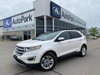 Used 2016 Ford Edge SEL   HEATED SEATS   SUNROOF   BLUETOOTH   BACKUP CAMERA   for sale in Innisfil, ON