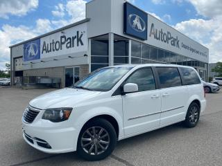 Used 2016 Chrysler Town & Country | HEATED LEATHER SEATS | 7 PASSENGER | BLUETOOTH | POWER DOORS | for sale in Innisfil, ON