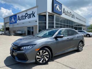 Used 2018 Honda Civic LX | 6 SPEED MANUAL | HEATED SEATS | APPLE CARPLAY | BACKUP CAMERA | for sale in Innisfil, ON
