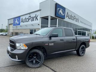 Used 2017 RAM 1500 ST | HEATED MIRRORS | BLUETOOTH | BACKUP CAMERA | 4x4 | for sale in Innisfil, ON