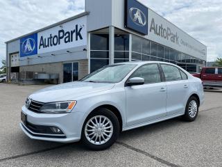 Used 2017 Volkswagen Jetta 1.4 TSI Trendline | 5 SPEED AMNUAL | HEATED SEATS | APPLE CARPLAY & ANDROID AUTO | BACKUP CAMERA | for sale in Innisfil, ON