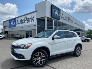 Used 2017 Mitsubishi RVR SE Limited Edition | HEATED LEATHER SEATS | SUNROOF | BLUETOOTH | BACKUP CAMERA | for sale in Innisfil, ON