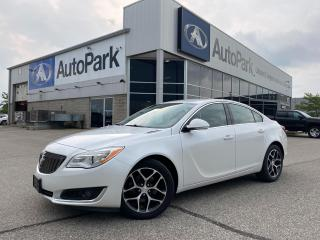 Used 2017 Buick Regal Sport Touring | HEATED LEATHER SEATS | APPLE CARPLAY & ANDROID AUTO | BACKUP CAMERA | for sale in Innisfil, ON