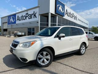 Used 2014 Subaru Forester 2.5i Limited Package | HEATED LEATHER SEATS | SUNROOF | BLUETOOTH | BACKUP CAMERA | for sale in Innisfil, ON