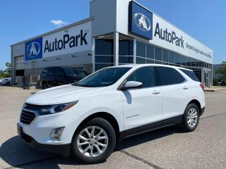 Used 2018 Chevrolet Equinox 1LT | HEATED SEATS | APPLE CARPLAY & ANDROID AUTO | BACKUP CAMERA | for sale in Innisfil, ON