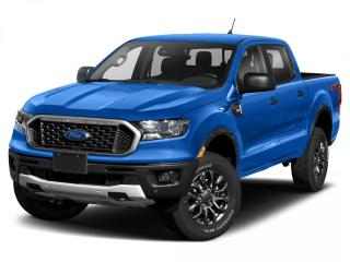 New 2021 Ford Ranger XLT 2.99% APR   302A   BLACK APRNC   FX4   for sale in Winnipeg, MB