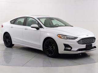 Used 2020 Ford Fusion SE Apperence PKG, Apple CarPlay, Nav, Sunroof for sale in Winnipeg, MB