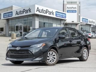 Used 2019 Toyota Corolla LE BACKUP CAM|HEATED SEATS|BLUETOOTH|A/C for sale in Mississauga, ON