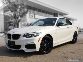 New 2021 BMW 2 Series M240i xDrive PREMIUM PACKAGE for sale in Winnipeg, MB