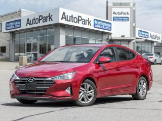 Used 2019 Hyundai Elantra Preferred BACKUP CAM|HEATED SEATS|SUNROOF|PUSH START for sale in Mississauga, ON
