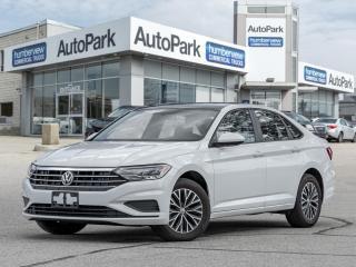 Used 2019 Volkswagen Jetta 1.4 TSI Highline SUNOORF|LEATHER|BLINDSPOT ALERT|RCTA for sale in Mississauga, ON