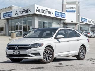 Used 2019 Volkswagen Jetta 1.4 TSI Highline SUNROOF|LEATHER|BLINDSPOT ALERT|RCTA for sale in Mississauga, ON