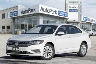Used 2019 Volkswagen Jetta 1.4 TSI Comfortline APPLE CARPLAY/ANDROID AUTO|BACKUP CAM|HEATED SEATS for sale in Mississauga, ON