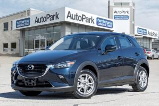 Used 2019 Mazda CX-3 GS NAVIGATION BACKUP CAM HEATED SEATS SUNROOF AWD for sale in Mississauga, ON