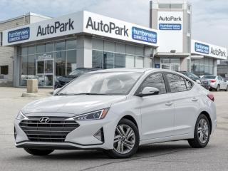 Used 2020 Hyundai Elantra Preferred w/Sun & Safety Package BACKUP CAM|HEATED SEATS|SUNROOF|PUSH START for sale in Mississauga, ON