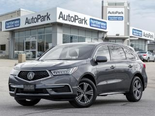 Used 2017 Acura MDX BACKUP CAM|SUNROOF|LEATHER|AWD|7 PASSENGER for sale in Mississauga, ON