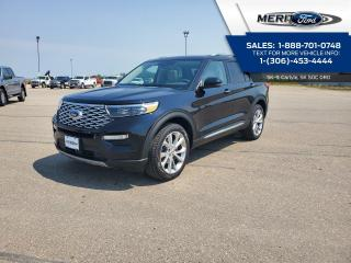 New 2021 Ford Explorer Platinum for sale in Carlyle, SK