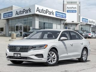 Used 2020 Volkswagen Passat Comfortline BACKUP CAM|HEATED SEATS|BLUETOOTH|CRUISE CONTROL for sale in Mississauga, ON