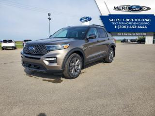 New 2021 Ford Explorer XLT for sale in Carlyle, SK