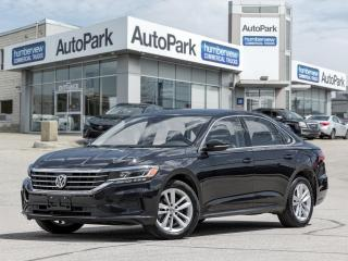 Used 2020 Volkswagen Passat Highline SUNROOF|LEATHER|HEATED SEATS for sale in Mississauga, ON