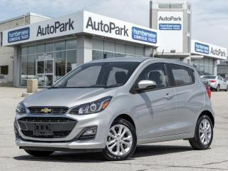 Used 2020 Chevrolet Spark 1LT CVT HATCHBACK|BACKUP CAM|BLUETOOTH|CRUISE CONTROL|A/C for sale in Mississauga, ON
