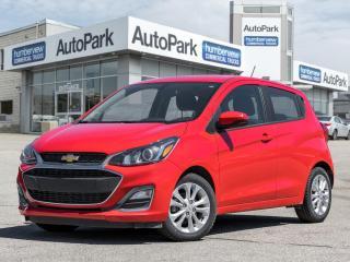 Used 2020 Chevrolet Spark 1LT CVT HATCHBACK|BACKUP CAM|BLUETOOTH|A/C|ALLOYS for sale in Mississauga, ON