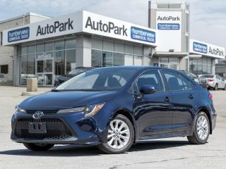 Used 2020 Toyota Corolla BACKUP CAM|SUNROOF|WIRELESS CHARGING|ALLOYS for sale in Mississauga, ON
