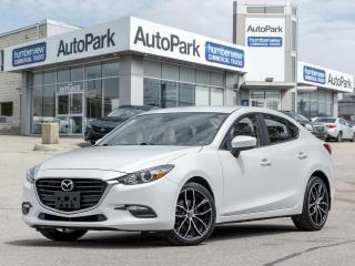 Used 2018 Mazda MAZDA3 GS NAVIGATION|BACKUP CAM|HEATED SEATS|ALLOYS for sale in Mississauga, ON
