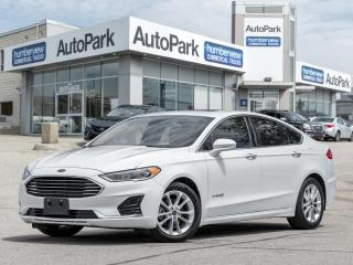 Used 2019 Ford Fusion Hybrid SEL HYBRID NAV BACKUP CAM SUNROOF LEATHER for sale in Mississauga, ON