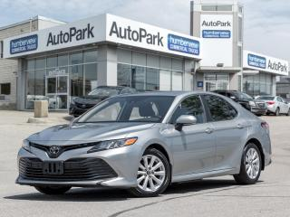 Used 2019 Toyota Camry LE BACKUP CAM|HEATED SEATS|BLUETOOTH|ALLOYS for sale in Mississauga, ON
