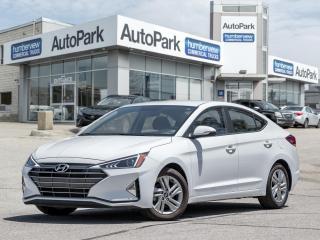 Used 2020 Hyundai Elantra Preferred BACKUP CAM|HEATED SEATS|BLUETOOTH|PUSH START for sale in Mississauga, ON