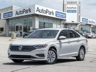 Used 2019 Volkswagen Jetta 1.4 TSI Comfortline APPLE CARPLAY/ANDRIOD AUTO|BACKUP CAMERA|HEATED SEATS for sale in Mississauga, ON