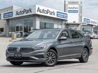 Used 2020 Volkswagen Jetta Highline SUNROOF|LEATHER|BLINDSPOT ALERT|RCTA for sale in Mississauga, ON