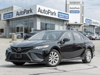 Used 2019 Toyota Camry SE|BACKUP CAM|HEATED SEATS|LEATHER for sale in Mississauga, ON