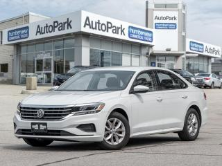 Used 2020 Volkswagen Passat Comfortline BACKUP CAM|HEATED SEATS|BLUETOOTH|PUSH START for sale in Mississauga, ON