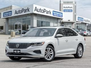 Used 2020 Volkswagen Passat Highline LEATHER|BACKUP CAM|HEATED SEATS|SUNROOF for sale in Mississauga, ON