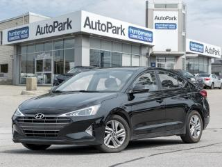 Used 2019 Hyundai Elantra Preferred SUNROOF|BACKUP CAM|HEATED SEATS|ALLOYS for sale in Mississauga, ON