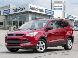 Used 2016 Ford Escape BACKUP CAM|HEATED SEATS|BLUETOOTH|CRUISE CONTROL for sale in Mississauga, ON