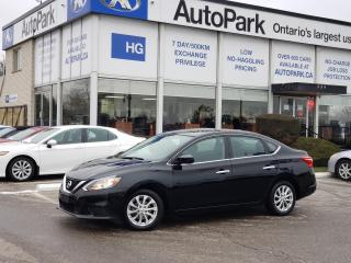 Used 2019 Nissan Sentra 1.8 SV SUNROOF   REAR CAMERA   HEATED SEATS   for sale in Brampton, ON