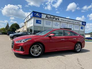 Used 2018 Hyundai Sonata GLS SUNROOF   REAR CAMERA   HEATED SEATS   BLUELINK   for sale in Brampton, ON