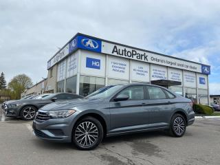 Used 2020 Volkswagen Jetta Highline SUNROOF | HEATED SEATS | REAR CAMERA | LEATHER SEATS | for sale in Brampton, ON