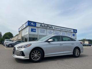 Used 2019 Hyundai Sonata ESSENTIAL HEATED SEATS   REAR CAMERA   APPLE CAR PLAY   ANDROID AUTO   for sale in Brampton, ON