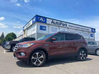 Used 2018 Ford Escape SEL NAV | PANORAMIC ROOF | HEATED SEATS | LEATHER SEATS | for sale in Brampton, ON