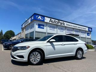 Used 2019 Volkswagen Jetta 1.4 TSI Comfortline REAR CAMERA | HEATED SEATS | APPLE CAR PLAY | ANDROID AUTO | for sale in Brampton, ON